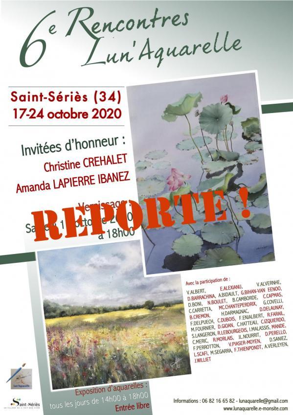 Affiche expo 2 annulation internet
